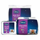 Silentnight Deep Sleep Duvet, Topper & Pillow Pair Set - 13.5 Tog