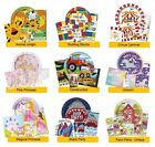 Children's BIRTHDAY PARTY RANGES - Tableware Banners Balloons & Decorations (1C)