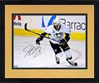 Framed Justin Schultz Pittsburgh Penguin 2016 SC Champ Signed 16x20 Action Photo