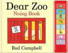Dear Zoo Noisy Book by Rod CamPell (English) Free Shipping!