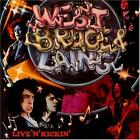 Live'n'Kickin' (Rem.) - Bruce & Laing West Compact Disc Free Shipping!