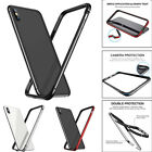 For Iphone Xs Max/Xs Case Hard Slim Thin Protective Bumper Soft TPU Inner Frame