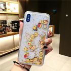 App Icon Dynamic Liquid Bling Quicksand Case Cover For iPhone XS Max XR X 8 6s 7