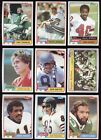 TOPPS 1981 NFL FOOTBALL CARD ROOKIE RC SEE LIST 227 TO 527 $1.0 CAD on eBay