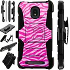 LUXGUARD For Onyx / Feller / Miro Phone Case Holster Cover LITE PINK ZEBRA CAMO