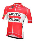 Team Lotto Soudal Ridley '15 PRO RACE RESEARCH Short Sleeve Jersey by VERMARC