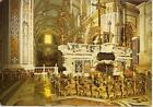 Montecassino Abbey - Tomb of St.Benedict -Posted Postcard..