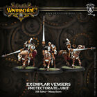 Warmachine - Protectorate of Menoth: Exemplar Vengers (3) PIP32041