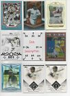 Chicago White Sox LOT#2 - AUTO - SERIAL #'D - ROOKIES JERSEY - ** FREE COMB SHIP