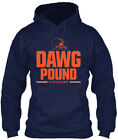 "Baker Mayfield Cleveland Browns ""Dawg Pound"" HOODIE HOODED SWEATSHIRT $38.99 USD on eBay"