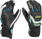 NEW HIGH END 220 Leki World Cup Race Flex S Ski Gloves Leather Winter Mens XS S