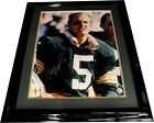 Paul Hornung Hand Signed Autographed 16x20 Photo Green Bay Pakcers Custom Framed