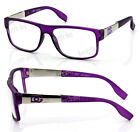 DG Clear Lens Frame Glasses Designer Optical RX Womens Mens Nerd Fashion Square
