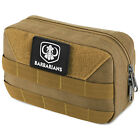 Molle Pouches Tactical Admin Pouch Belt Compact Utility Gadget Carry PocketTactical, Molle Pouches - 177900