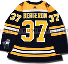 PATRICE BERGERON BOSTON BRUINS HOME AUTHENTIC PRO ADIDAS NHL JERSEY