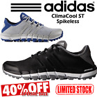 ADIDAS GOLF SHOES CLIMACOOL ST MENS SPIKELESS GOLF SHOES ALL SIZES AND COLOURS