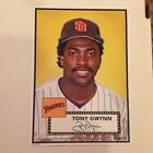 Tony X #13 Padres Hof # Ed / 49 Made 2015 Topps 5x7 Gold 1952 Hommage Update