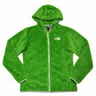 The North Face Womens Hoodie Full Zip Jacket Faux Fur Warm Long Sleeves M New
