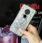 Shining Bling Crystal Diamond Soft TPU Case Cover Skin For Samsung S10+/LGAristo