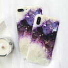 Fantasy Fog phone Cover Personality Design Purple  Bumper Back Cover For Phone
