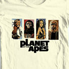 Planet of the Apes T-shirt Original vintage 1960s retro movie sci fi graphic tee image