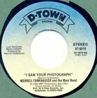 """""""7""""-Merrell Fankhauser & the Maui Band-I Saw Your Photograph rare '85 psych"""