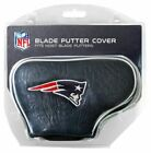 NFL TEAM CRESTED GOLF BLADE STYLE PUTTER HEADCOVER.  ALL TEAMS.