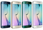 Samsung Galaxy S6 Edge 32GB SM-G925T Unlocked GSM T-Mobile 4G Android Smartphone