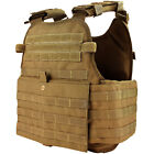 Condor MOPC Tactical MOLLE PALS Modular Operator Adjustable Plate Carrier VestChest Rigs & Tactical Vests - 177891