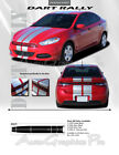 Fits Dodge Dart 2013-2016 Complete Hood Racing Stripes RALLY Graphics Kit Decals $125.58 USD on eBay