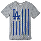 Los Angeles Dodgers Big Logo Flag Tee by Forever Collectibles on Ebay