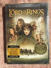 The Lord of The Riings The Fellowship Of The Ring DVD Sealed
