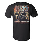 Kiss Band Rock End of The Road World Tour 2019 Men's Women's T-Shirt image