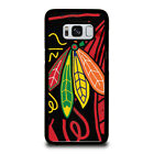 CHICAGO BLACKHAWKS NHL HOCKEY #2 Samsung Galaxy S4 S5 S6 S7 S8 S9 Edge Plus Case $15.9 USD on eBay