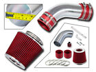 RED RAM AIR INTAKE KIT + DRY CONE FILTER FOR 02-05 Audi A4/A6 3.0L SFI V6