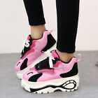 Women Shoes Sneakers Flats Creepers Casual Increasing Heel Platform shoes