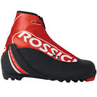 Rossignol X-1 Sport Junior Kids Cross-Country Ski Shoes Classic Style Boots New