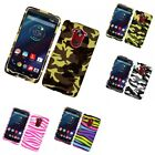 For Motorola Droid Turbo Hard Phone Case Design Rubberized Snap-On Cover