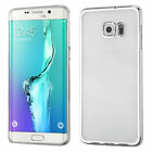 Samsung Galaxy S6 Edge Plus Crystal Hard Snap-On Transparent Case Cover