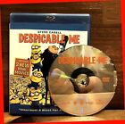 Steve Carell __DESPICABLE ME__ DVD From Combo Hilarious! A FAMILY FUN MOVIE EX