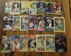 20 dif card Paul Molitor lot Milwaukee Brewers Blue Jays Twins Topps GQ Chicle
