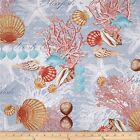 Kanvas Under the Sea 6431B-05 Cotton Fabric Quilting Sewing BTY