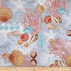 Kanvas Under the Sea 6431B-05 Cotton Fabric Fat Quarter Quilting Sewing
