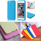 UK Patterned Rubber Soft Silicone Case Cover For iPhone 6SP 7 8P XS Galaxy S6E