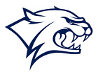 ncaa1008 NEW HAMPSHIRE WILDCATS Die Cut Vinyl Graphic Outline Decal Sticker NCAA