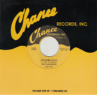 FLAMINGOS -Chance 1131- September Song (unrel on 45)- VG++ reissue w/fantasy slv