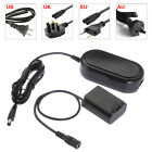 AC-FZ100 AC Power Supply Adapter for Sony ILCE-7RM3 7M3 A9 A7RIII A7III NP-FZ100