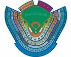 2 TICKETS TAMPA BAY RAYS @ LA DODGERS 9/17 *Section RESERVE VIP 4 Front Row* on Ebay