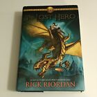 Rick Riordan The Lost Hero The Heroes of Olympus Book 1 Hardcover 2010 1st/1st
