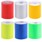 Car Truck Reflective Safety Warning Conspicuity Roll Tape Film Sticker Decal EC